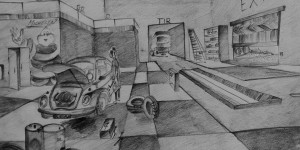 kurs rysunku W032